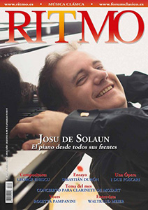 Grand Piano Records- Josu de Solaun – the Spanish Sensation