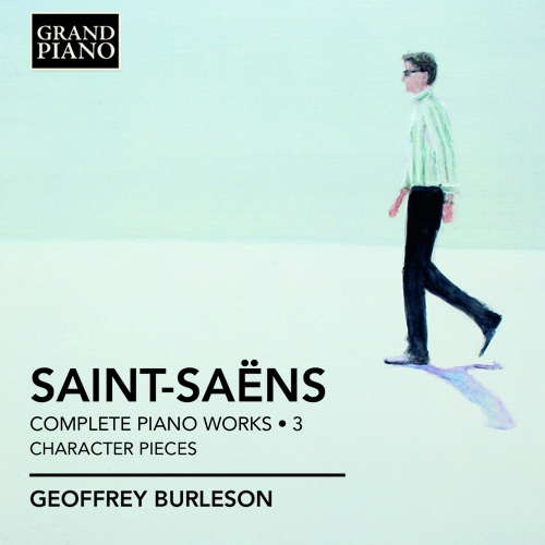 SAINT-SAËNS, C.: Piano Works (Complete), Vol. 3