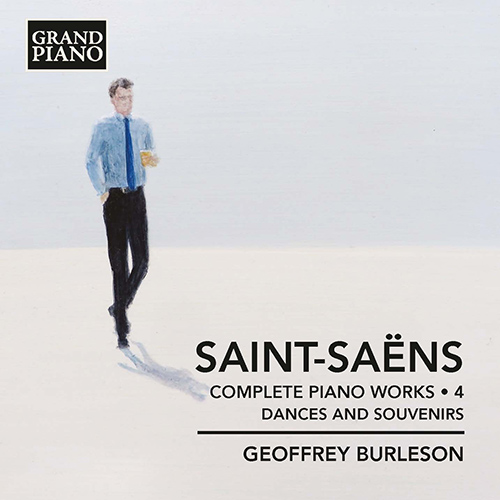 SAINT-SAËNS, C.: Piano Works (Complete), Vol. 4