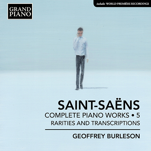 Grand Piano Records- SAINT-SAËNS, CAMILLE