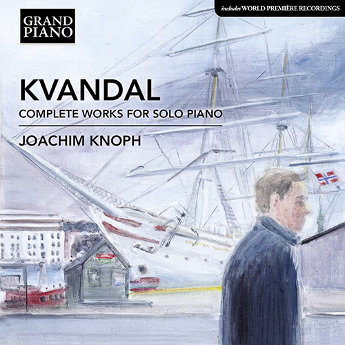KVANDAL, J.: Piano Works (Complete)