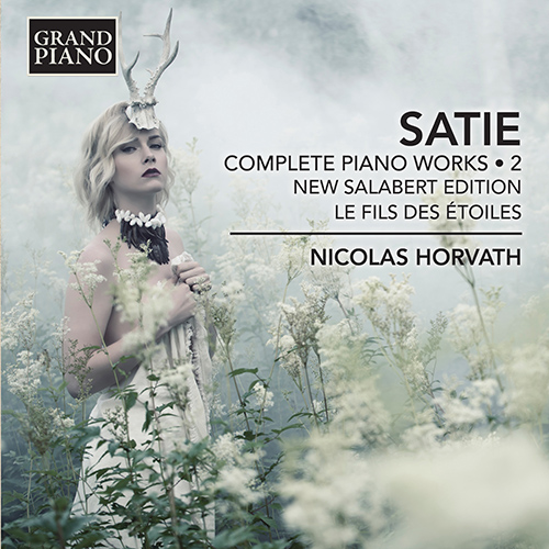 SATIE, E.: Piano Works (Complete), Vol. 2 (New Salabert Edition)