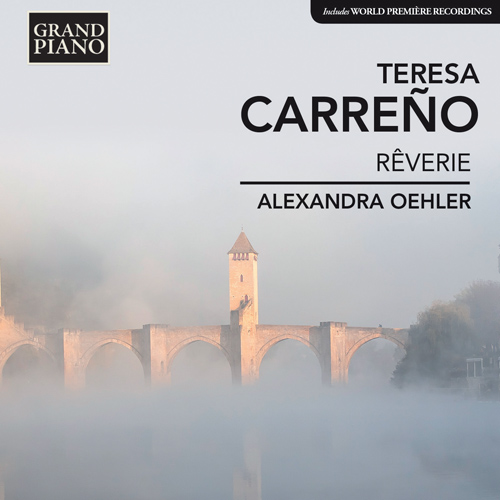 CARREÑO, T.: Rêverie - Selected Music for Piano