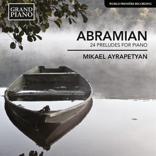 ABRAMIAN, E.: 24 Preludes