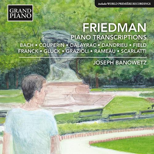 FRIEDMAN, I.: Piano Transcriptions