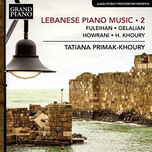 Grand Piano Records- LEBANESE PIANO MUSIC • 2